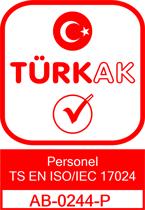Türkak Personel Belgelendirme