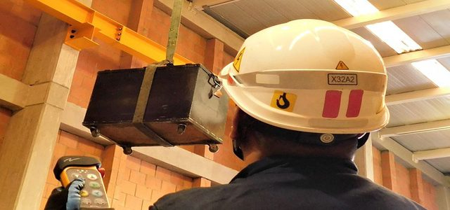 Köprülü Vinç Operatörü Seviye 3 Personel Belgelendirme Programı