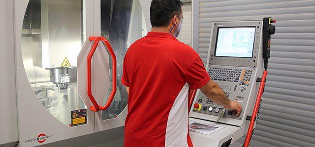 NC/CNC Tezgah İşçisi Seviye 3 4 Personel Belgelendirme